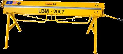 Ручные, Metal Master LBM 2007