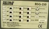 Metal Master BSG-255